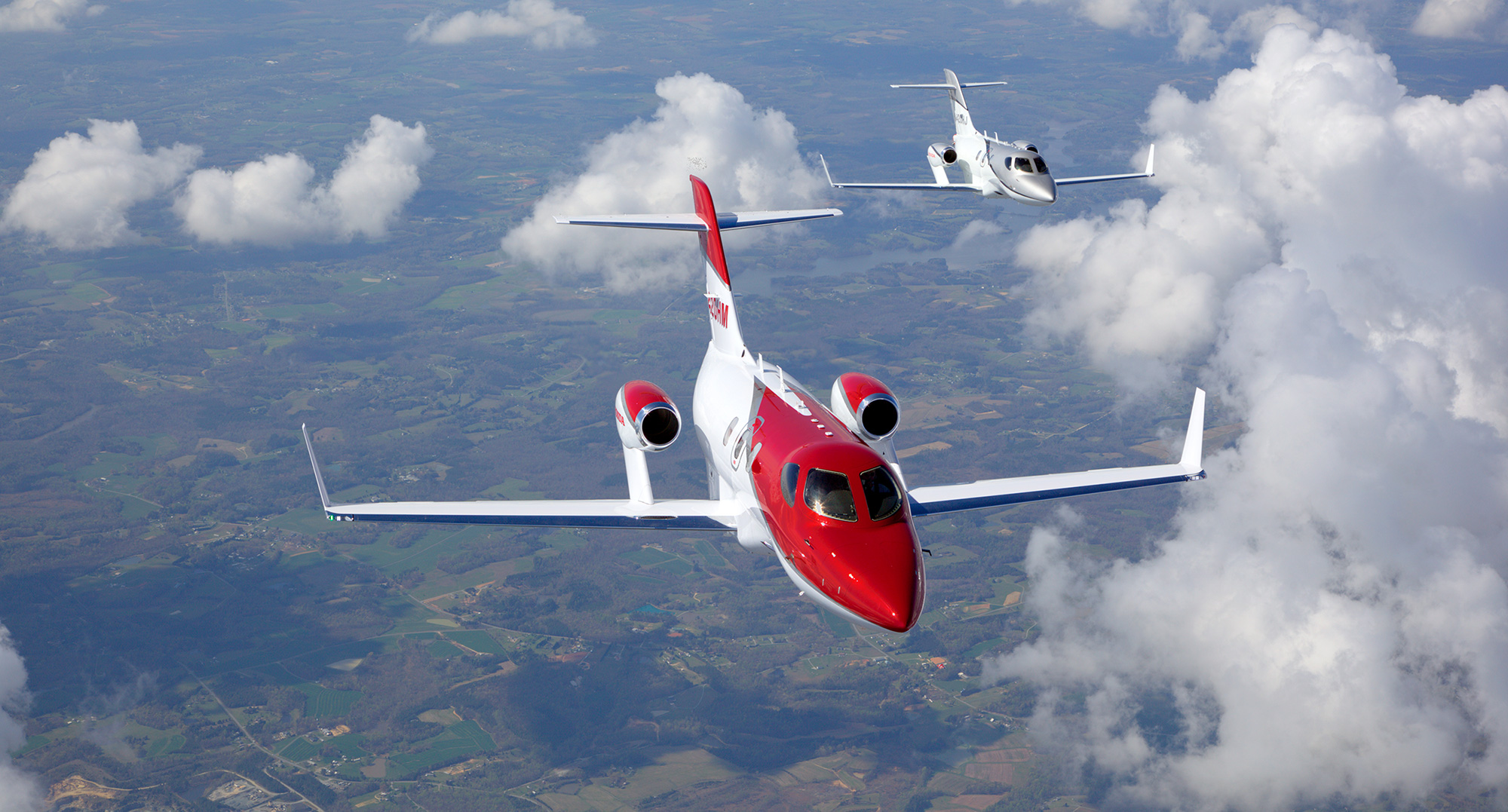 HondaJet at DMFS
